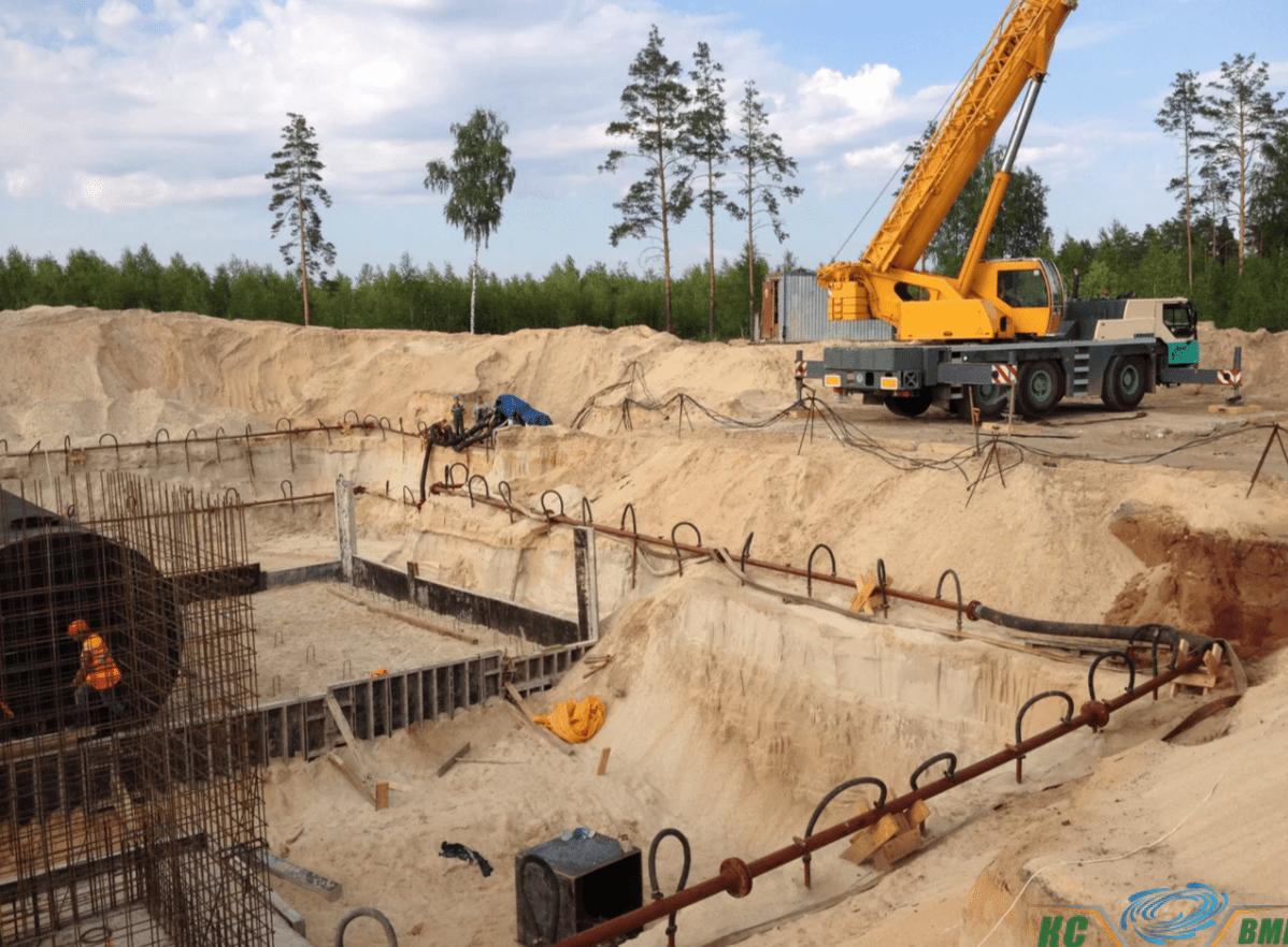 водопонижение при строительстве подземных сооружений