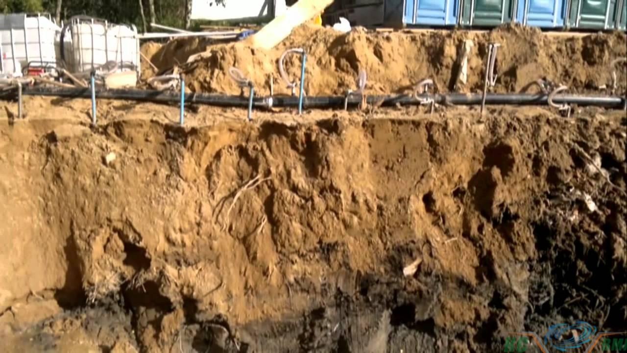 водопонижение защита подземных сооружений