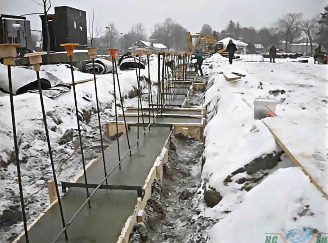 строительства в районах крайнего севера
