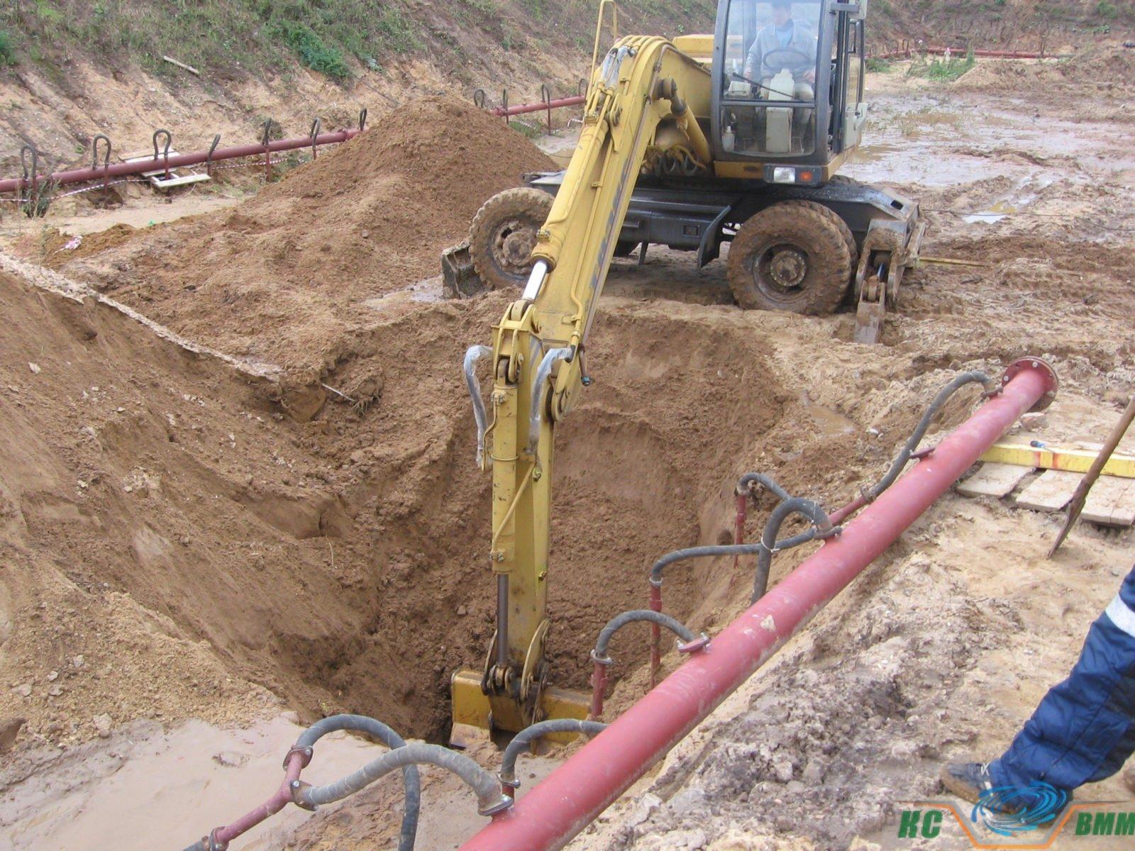 водопонижение на период строительства