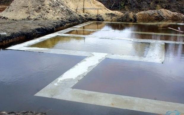 сделать отвод грунтовых вод от фундамента дома